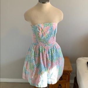 Backless Lily Pulitzer Dress